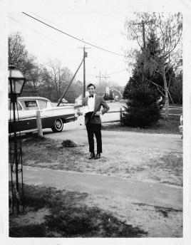 Robert Gouveia, 65 Muller Rd. Burlington, 1967
