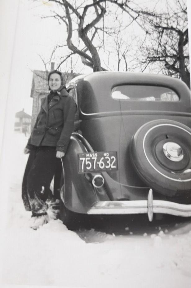 Mary Roebuck c. 1954