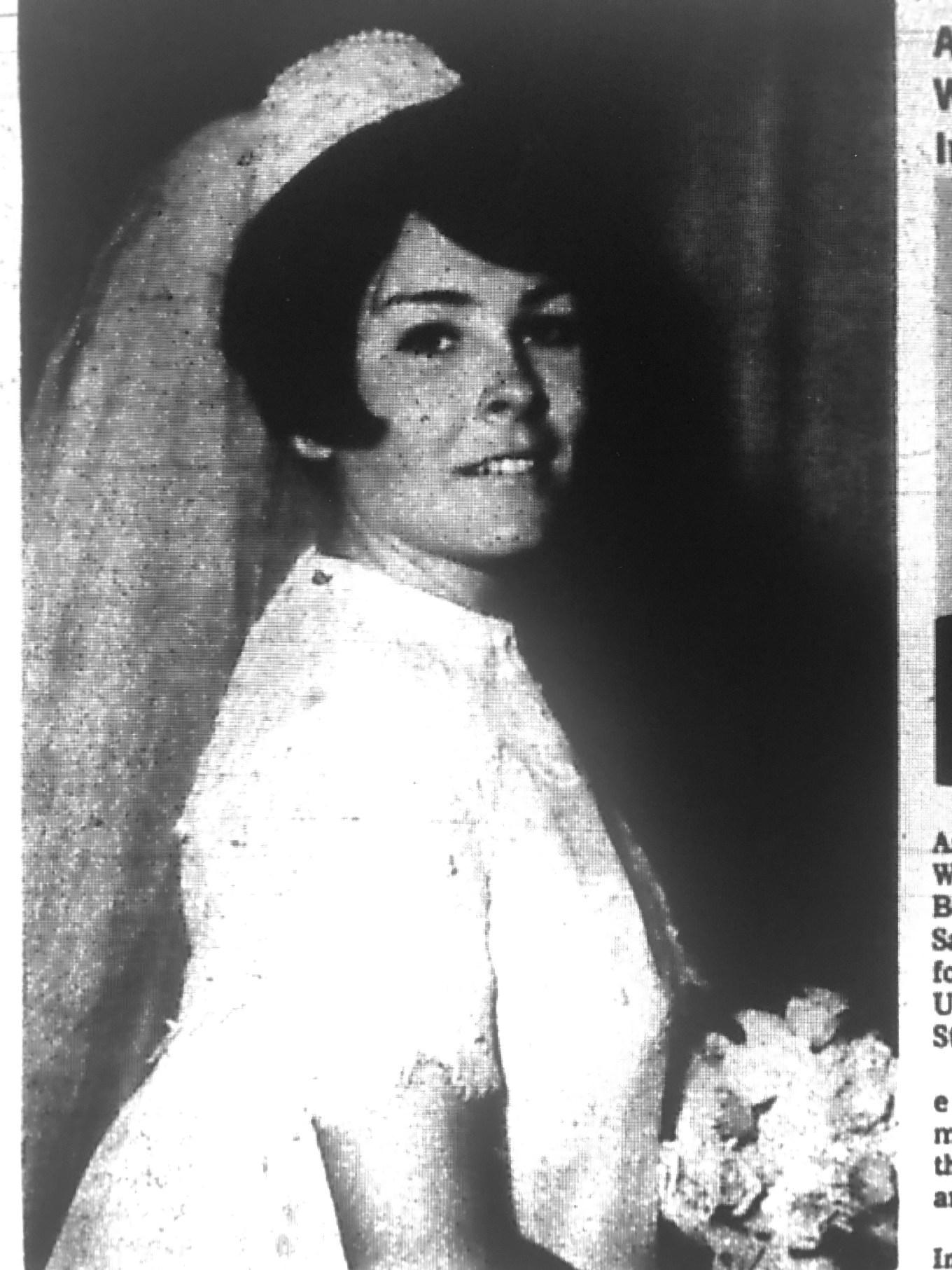 Nancy Jeanne Kennedy weds Wayne D. Little, Burlington MA