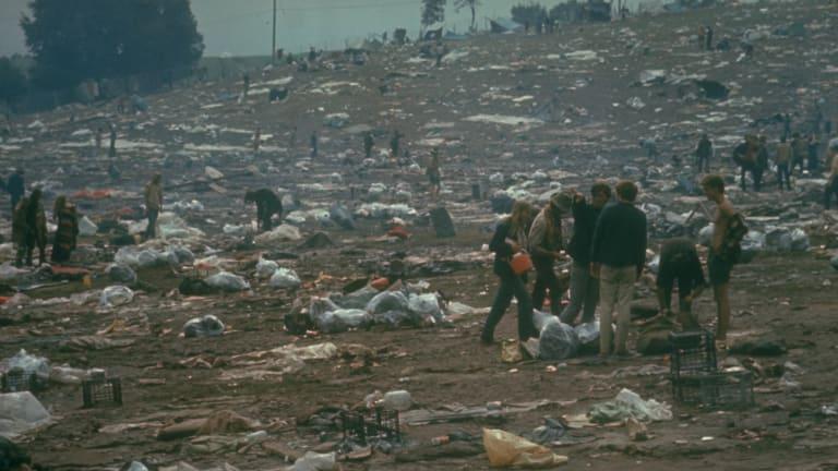 Woodstock mess