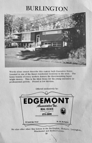 Edgemont Associates flyer