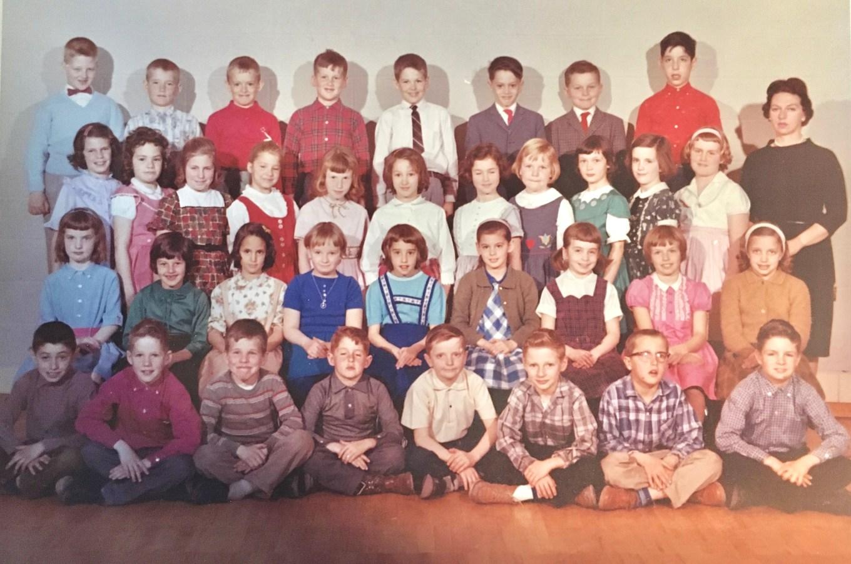 Wildwood School, 1960-1961, grade 2, Miss O'Neil