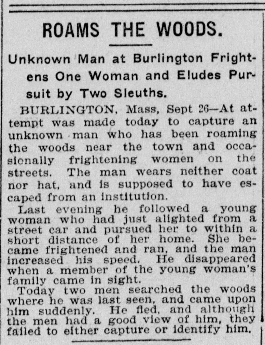 1903 Boston Globe stalker
