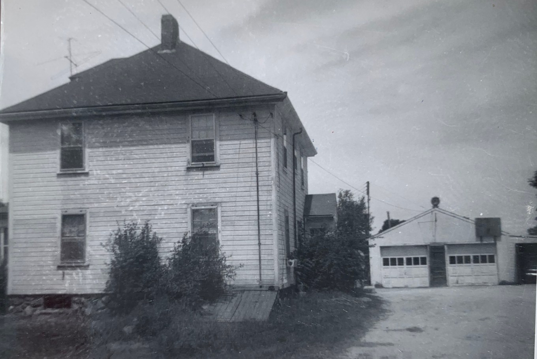 Chandler/Ellery house early 1960s 2 Burlington MA