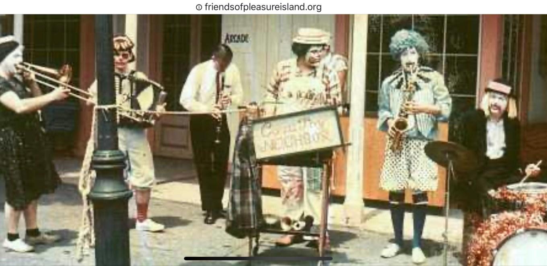 Mr. Brehaut on clarinet