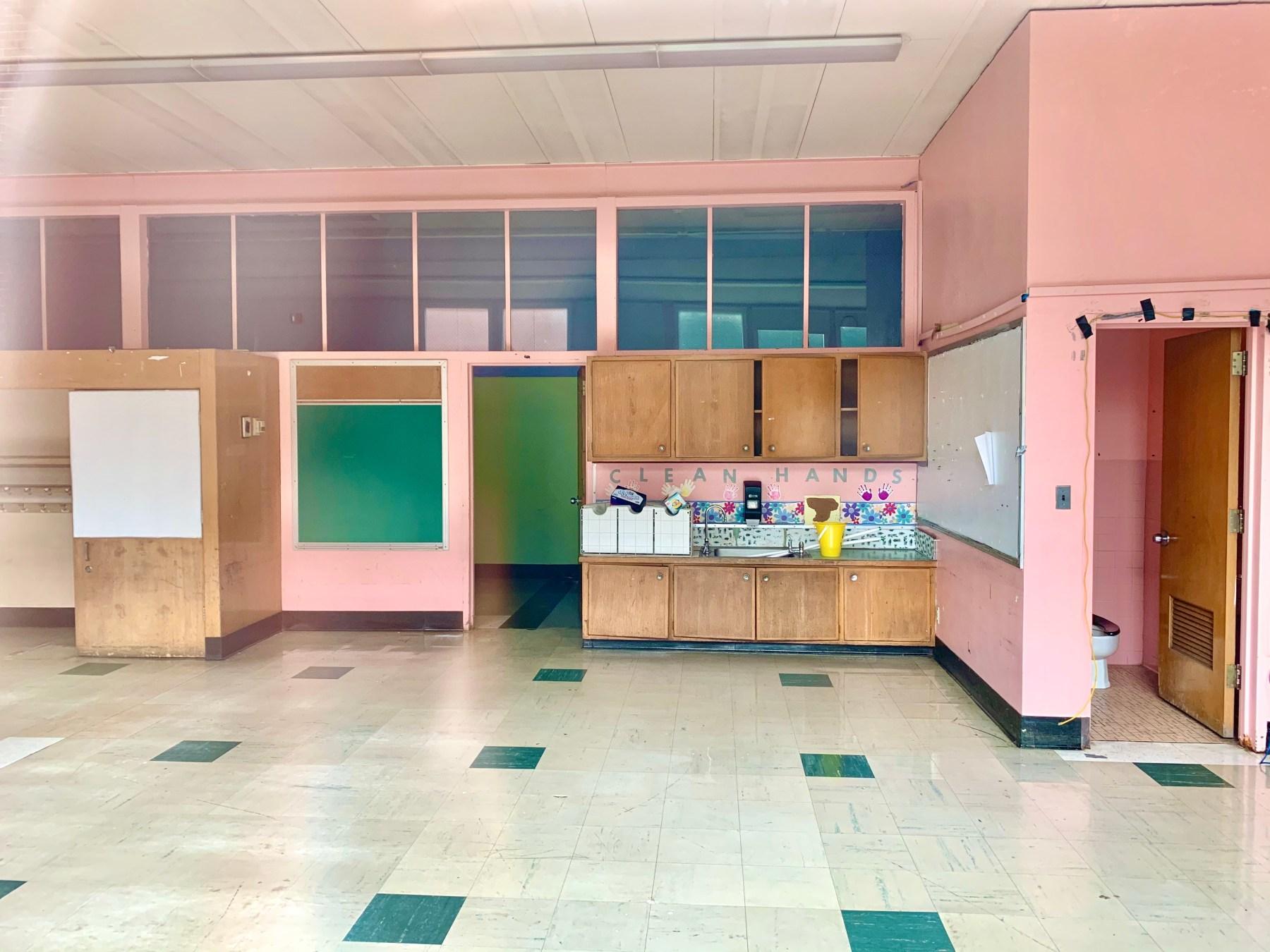 Daniel P. Hurld Elementary School 25 Woburn MA
