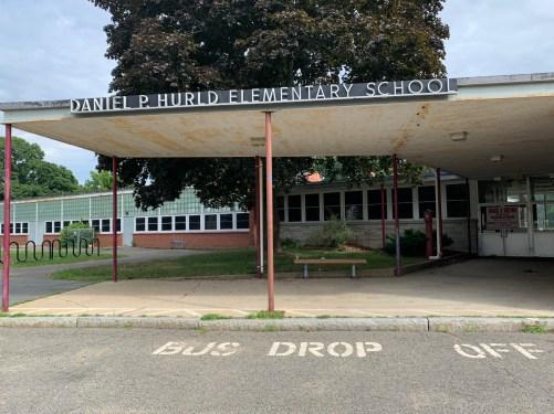 Daniel P. Hurld Elementary School 2 Woburn MA
