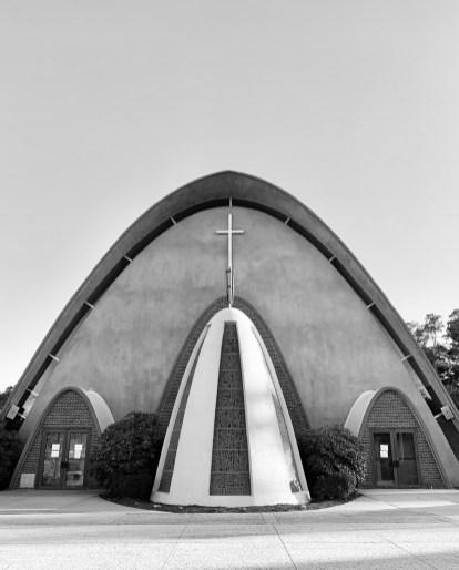St. Malachy's front Burlington MA