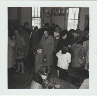 West School dedication ceremony 1964 7