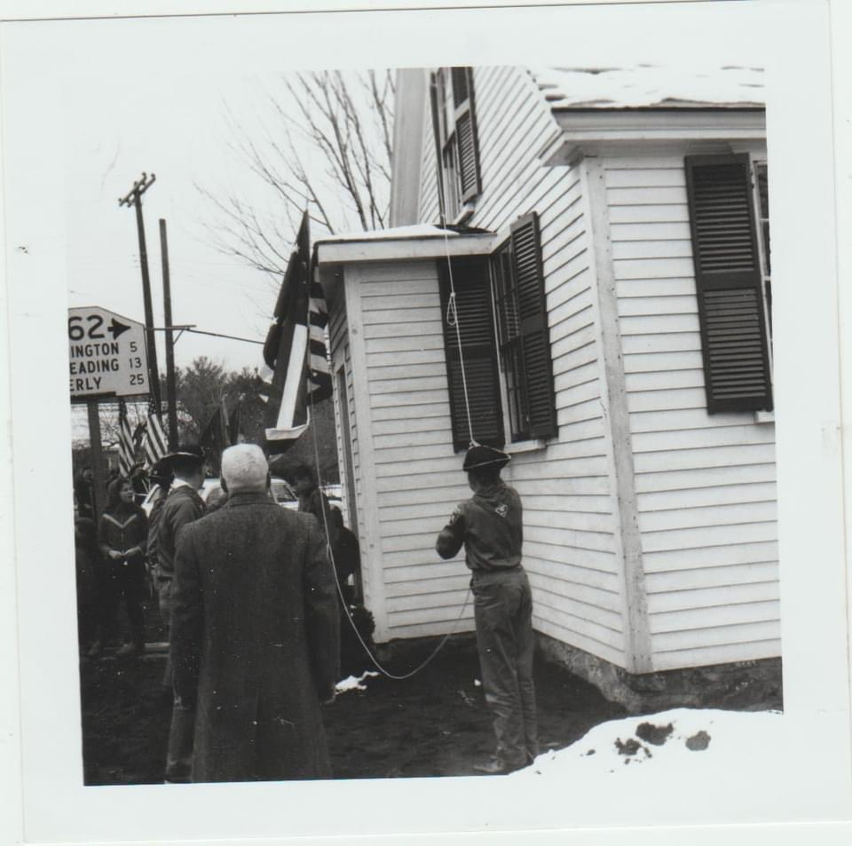 West School dedication ceremony 1964 6