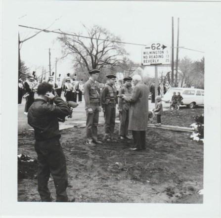 West School dedication ceremony 1964 5