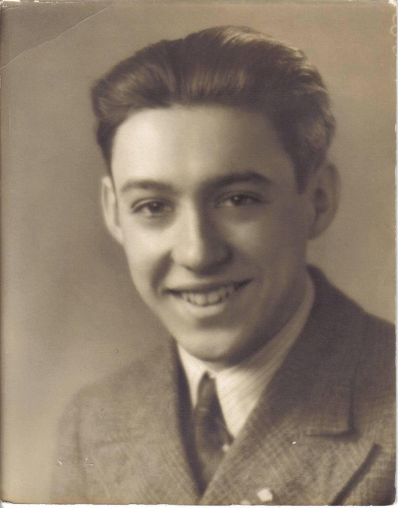Leonard Pimentel BHS grad picture