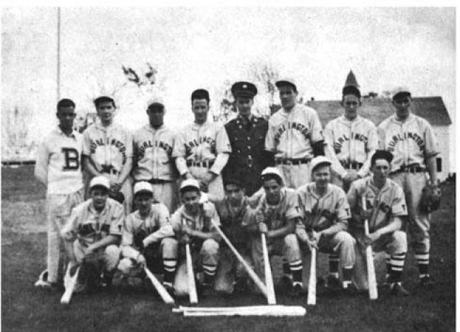 Early Burlington sports