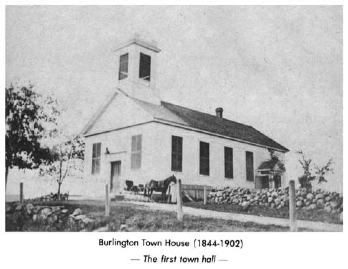 Burlington Town House