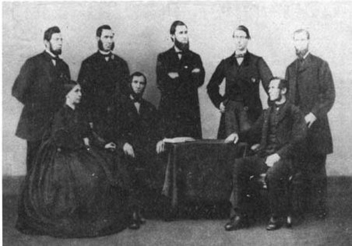 Simonds family members