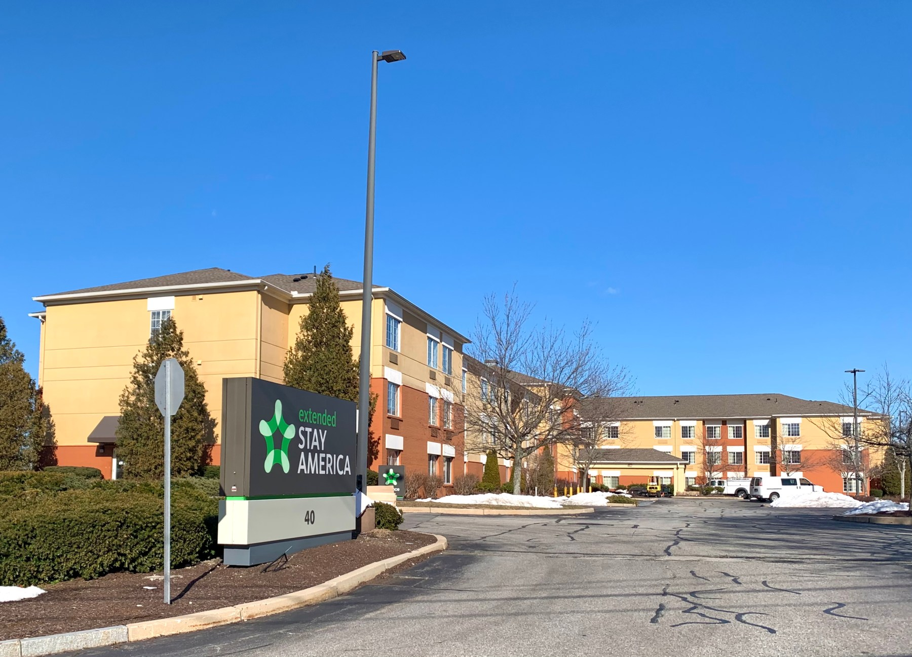 Extended Stay America, 40 South Ave., Burlington, MA