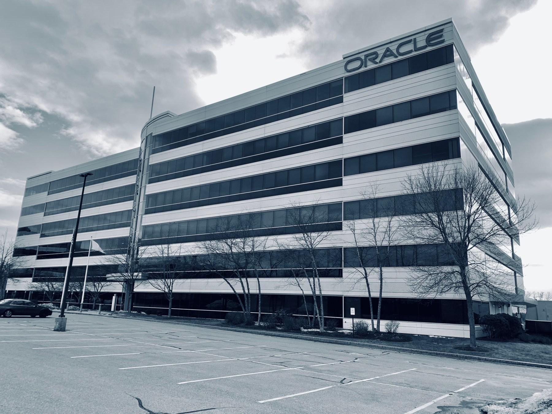 Oracle, 8 Van De Graaff Drive, Burlington MA