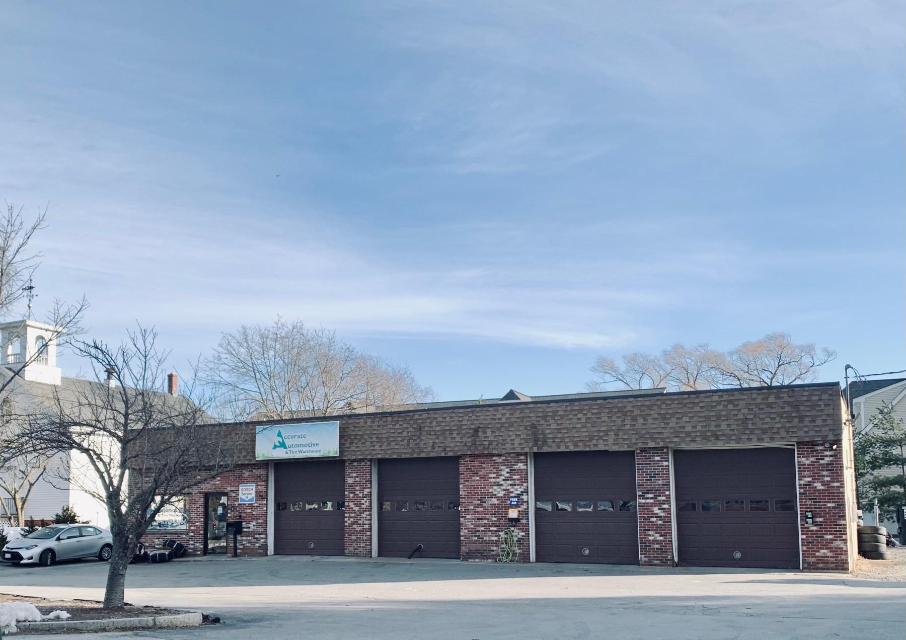 Accurate Automotive & Tire Warehouse, 15 Bedford Street, Burlington MA