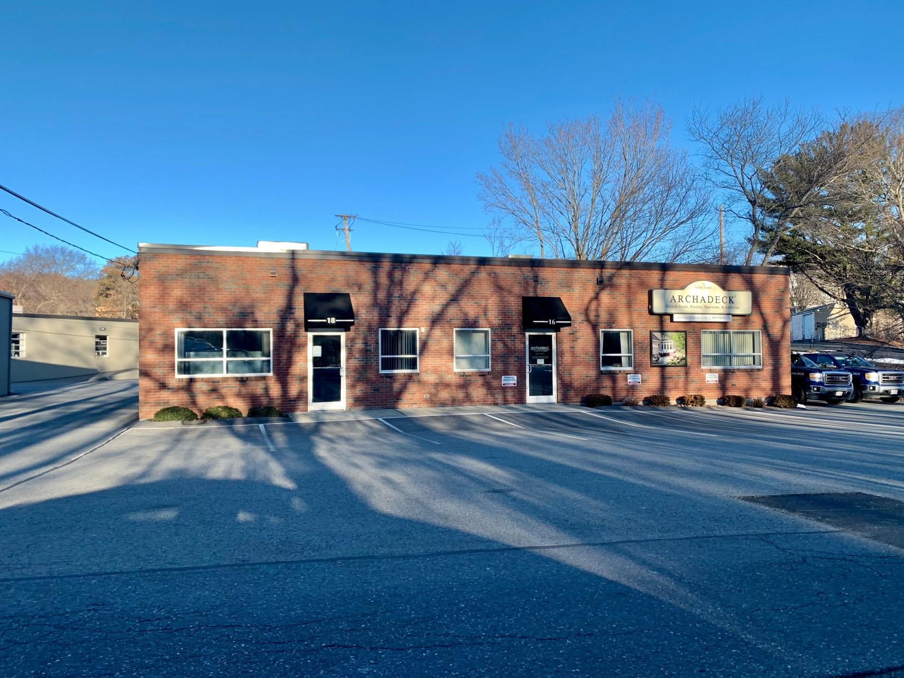 16-18 Adams Street, Burlington MA including Archadeck