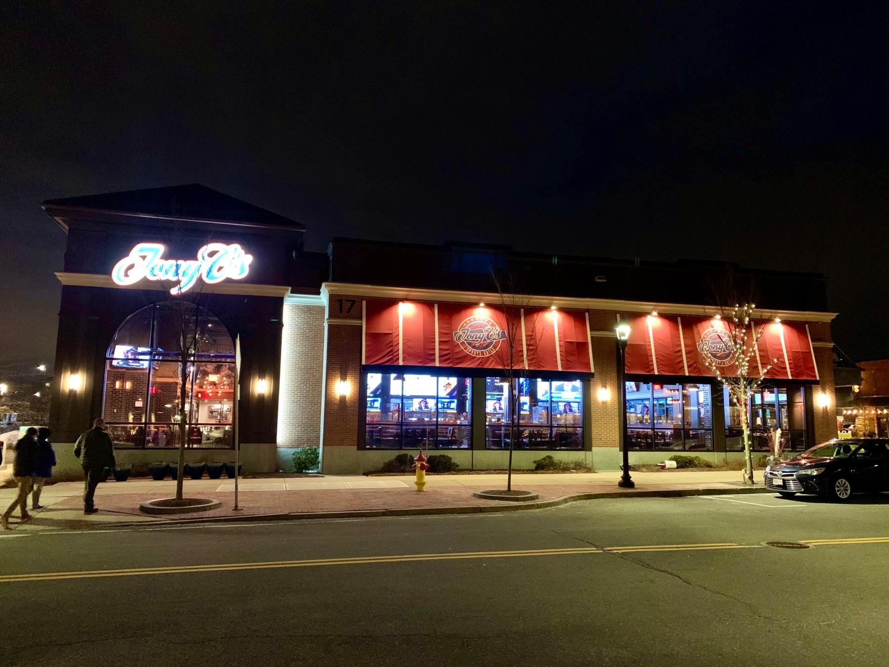 Tony C's Sports Bar & Grill, 17 Third Ave., Burlington, MA
