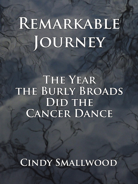 cover to Remarkable Journey: The Year the Burly Broads Did the Cancer Dance