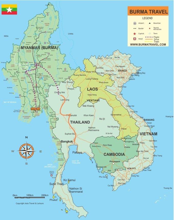 Map-Myanmar-Thailand-Highlights