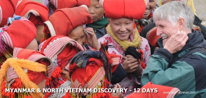 Myanmar & North Vietnam Discovery – 12 days