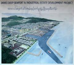 ထားဝယ်ရေနက်ဆိပ်ကမ်းနှင့်စက်မှုစီမံကိန်း