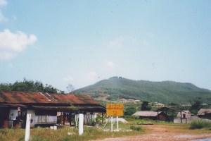 မုဒုံမြို့နယ်ရှိ လမ်းပြုပြင်ထိန်းသိမ်းရေးစခန်းတစ်နေရာ