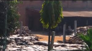 မုဒုံဦးကျေးရွာအနီးတဝိုက်ရှိ ရာဘာစက်ရုံတစ်ရုံ(IMNA)