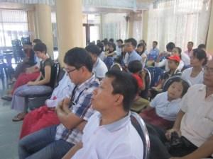 အခမ်းအနားတက်ရောက်သူများ(IMNA)