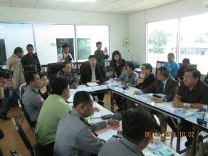ထိုင်း-မြန်မာဒေသန္တရအဆင့် ဆွေးနွေးပွဲအဆင့်(BNA)