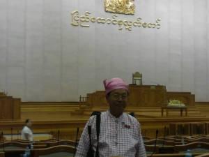 မွန်ပြည်နယ် အမျိုးသားလွှတ်တော်အမတ် ဒေါက်တာဗညားအောင်မိုး(Myo Tint Lyin)