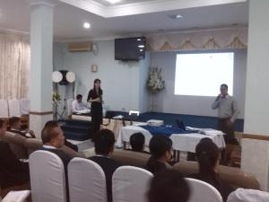 အလုပ်ရုံဆွေးနွေးပွဲ (Ko Ko Zaw)