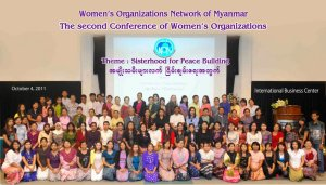 Women Organization Network (Myanmar) (Facebook)
