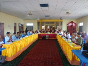 မွန် ၂ ပါတီပေါင်းစည်းရေးအစည်းအဝေး(IMNA)
