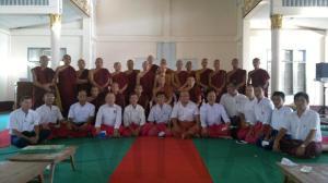 မွန် ၂ ပါတီဆွေးနွေးပွဲမှတ်တမ်း(IMNA)