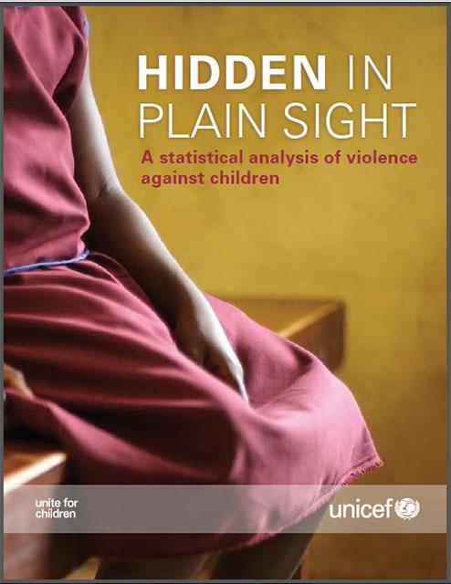 ၂၀၁၄ စက်တင်ဘာလ ၈ ရက်နေ့တွင် Unicef မှ ထုတ်ပြန်ထားသော အစီရင်ခံစာ