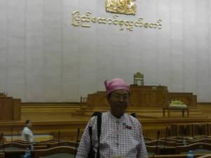 Dr Banyar Aung Moe