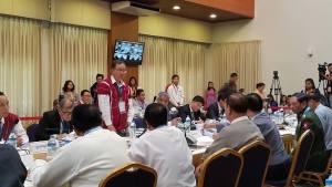 UPWC-NCCT လုပ်ငန်းညှိနှိုင်းဆွေးနွေးပွဲ(Nyo Ohn Myint-Facebook)
