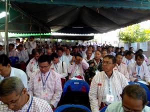 မွန်အမျိုးသားပါတီညီလာခံကိုယ်စားလှယ်များ(MNP)