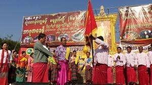 ၆၈ ကြိမ်မြောက် ထိုင်းနိုင်ငံမွန်အမျိုးသားနေ့အခမ်းအနား(Facebook)