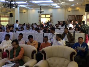မွန်ငြိမ်းချမ်းရေးဖိုရမ်တက်ရောက်သူများ(သံလွင်တိုင်းမ်း)