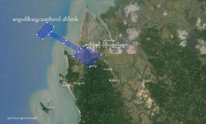 ကျောက်မီးသွေးလှျပ်စစ်စက်ရုံခန့်မှန်းနေရာ(IMNA)