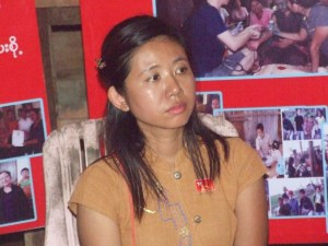 ဒေါ်ခိုင်ခိုင်လဲ့ NLD(IMNA)