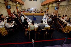UPDJC ဆွေးနွေးပွဲ(MPC)