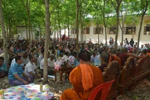 ကော့ပနော့ကျေးရွာ ကျောက််မီးသွေးအကြောင်းဟောပြောပွဲ (Mon Htaw)