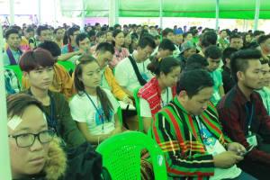 မြန်မာနိုင်ငံနိုင်ငံလုံးဆိုင်ရာ တိုင်းရင်းသားလူငယ်များညီလာခံ-ပင်လုံမြို့(MYF)