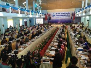 EAO's မျက်နှာစုံညီအစည်းအဝေး(MNA)