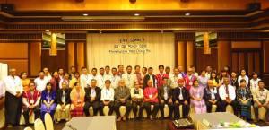 မတ်လ NCA လက်မှတ်ရေးထိုး ၈ ဖွဲ့ထိပ်သီးအစည်းအဝေး(Pyidaungsu Institute FB)